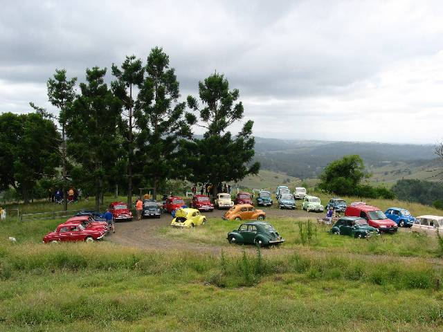 We returned to our biennial event format with our 2005 Muster in Casino, northern NSW. The weather was mainly fine and those attending had a great time