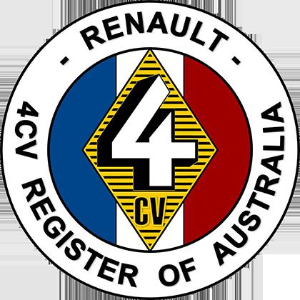 4CV Register Australia