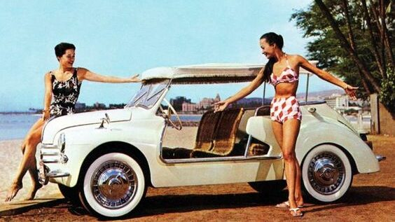 A French Flirt – The Renault Floride